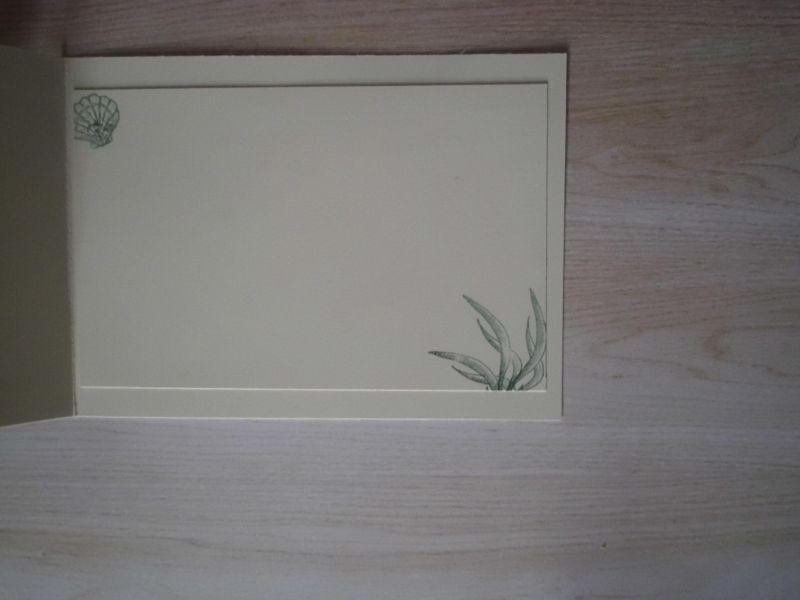 Kleinesbild - Selbstgemachte Grußkarte, vielseitig einsetzbar, schlicht und dennoch sehr elegant