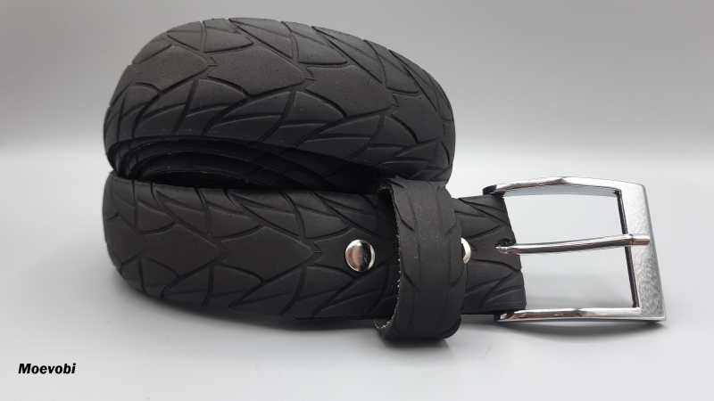 - Gürtel aus gebrauchtem Fahrradmantel - alle Größen -Upcycling - Gürtel aus gebrauchtem Fahrradmantel - alle Größen -Upcycling