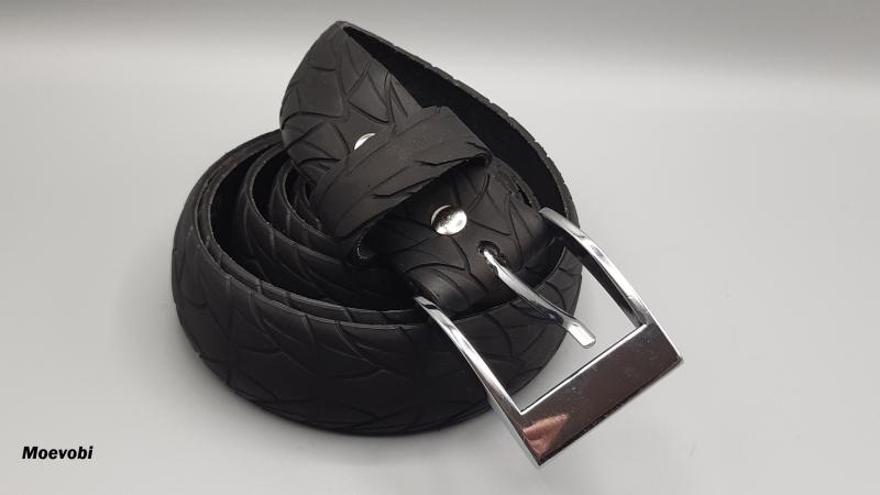 Kleinesbild - Gürtel aus gebrauchtem Fahrradmantel - alle Größen -Upcycling