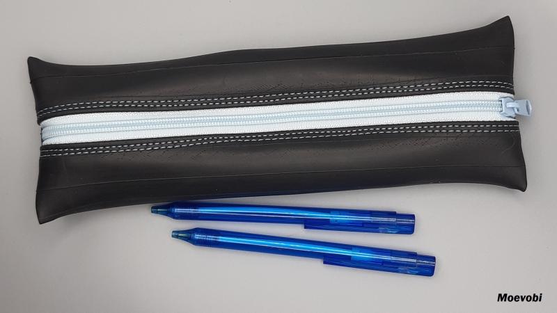 - Etui für Stifte oder andere Sachen aus gebrauchtem Fahrradschlauch - Upcycling  - Etui für Stifte oder andere Sachen aus gebrauchtem Fahrradschlauch - Upcycling