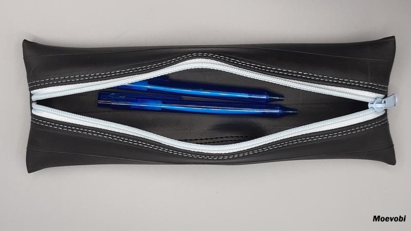Kleinesbild - Etui für Stifte oder andere Sachen aus gebrauchtem Fahrradschlauch - Upcycling