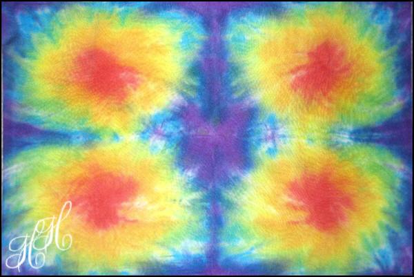 - SeidenSchlauchschal *Energiewirbel* in 7 Farben und Karte - SeidenSchlauchschal *Energiewirbel* in 7 Farben und Karte