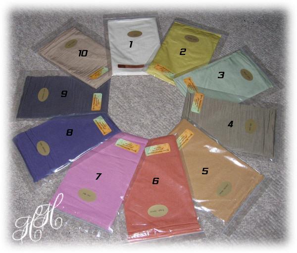 - SeidenSchlauchschal mit Pflanzenfarbe gefärbt, einfarbig - SeidenSchlauchschal mit Pflanzenfarbe gefärbt, einfarbig