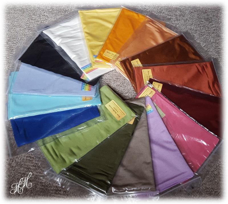 - SeidenSchlauchschal, einfarbig, Sommerschal, Farbwahl - SeidenSchlauchschal, einfarbig, Sommerschal, Farbwahl