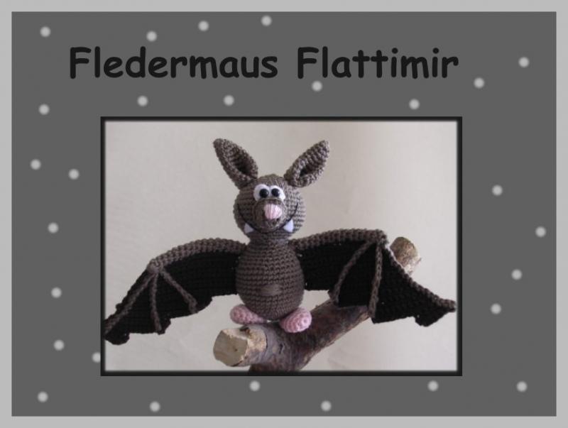 "-       ♡ Häkelanleitung ""Fledermaus Flattimir"" ♡ Gehäkeltes, Amigurumi, Fledermaus -       ♡ Häkelanleitung ""Fledermaus Flattimir"" ♡ Gehäkeltes, Amigurumi, Fledermaus"