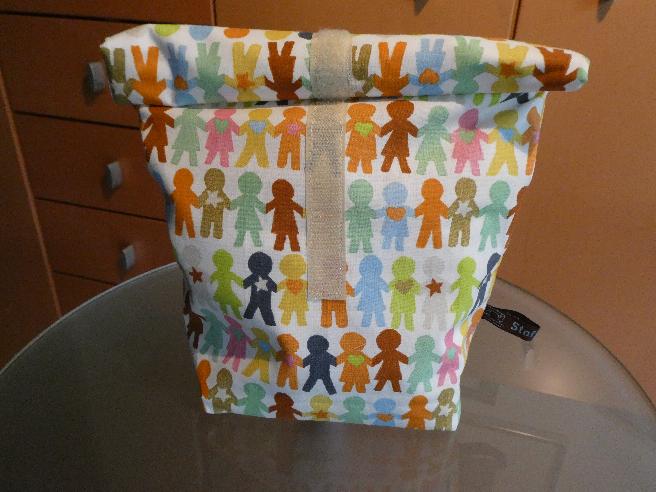 - Lunchbag - Rolltasche - Kulturtasche  ,children of the world - Lunchbag - Rolltasche - Kulturtasche  ,children of the world