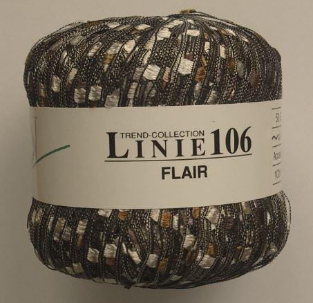 - Leitergarn FLAIR color 14 - Leitergarn FLAIR color 14