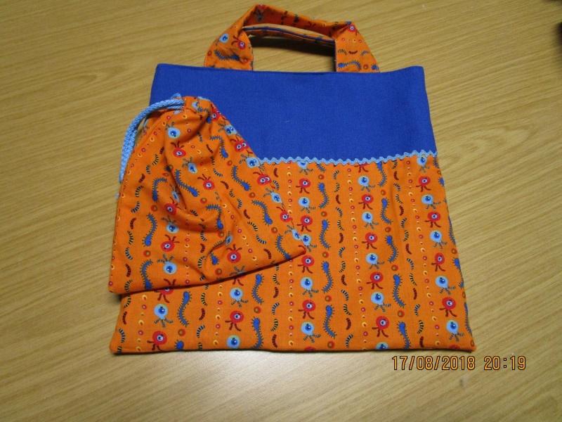 - Kindergartentasche und Murmelsäckchen für den Kindergarten - Kindergartentasche und Murmelsäckchen für den Kindergarten