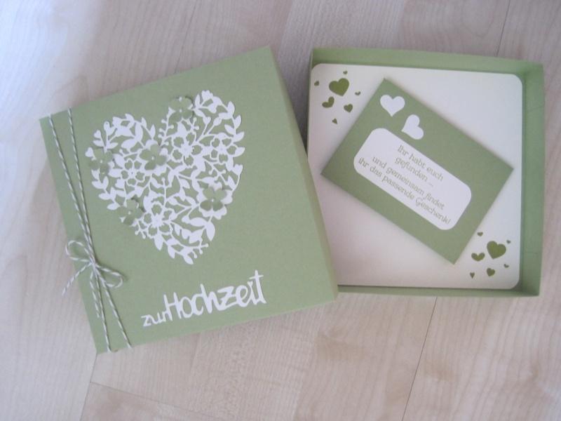 Kleinesbild - Geldgeschenk Hochzeit, Geschenk Hochzeit, Hochzeitsgeschenk