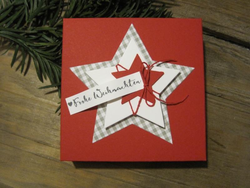 Kleinesbild - Geldgeschenk Weihnachten, Geschenk Weihnachten