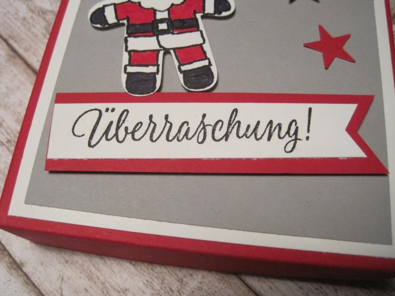 Kleinesbild - Geldgeschenk Nikolaus, Geldgeschenk Weihnachten
