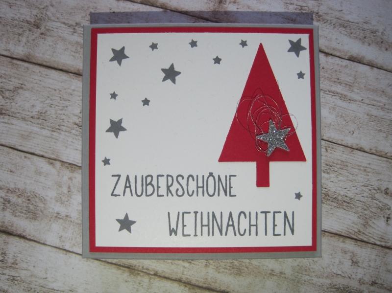 Kleinesbild - Geldgeschenk Weihnachten,Wunschbox,Geschenkbox