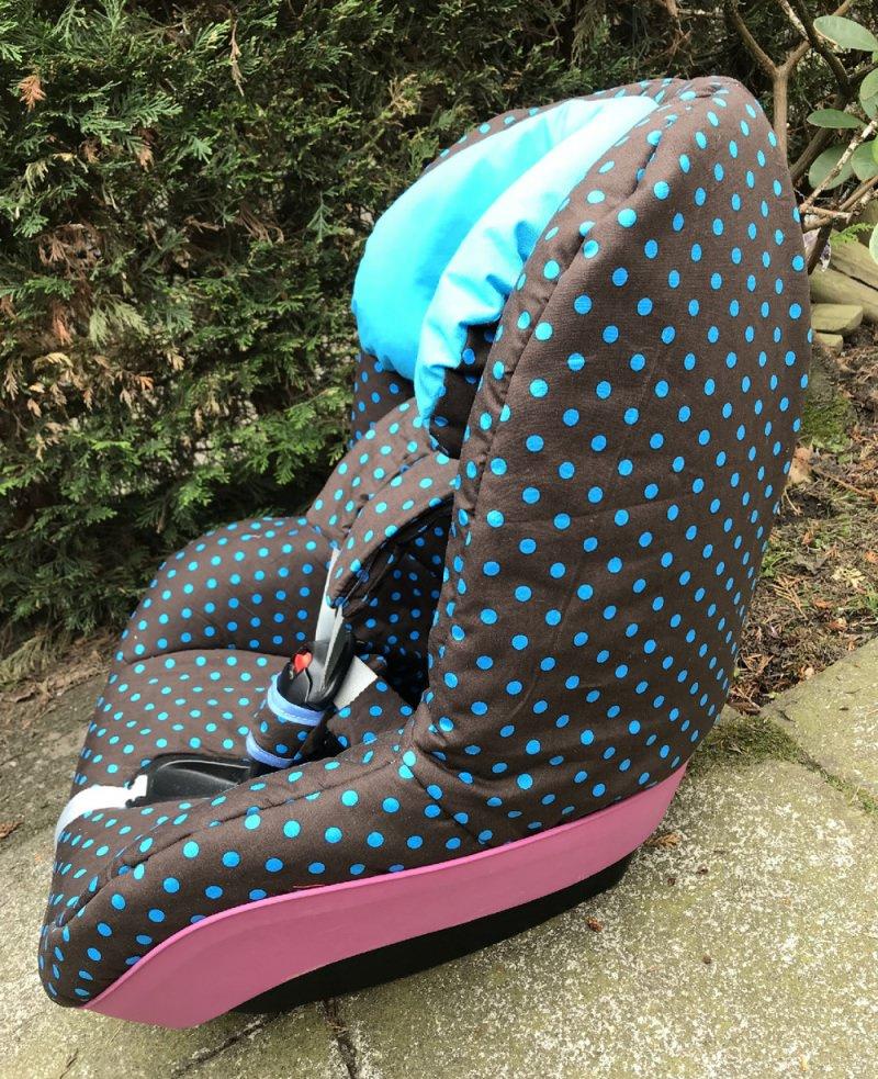 Babyartikel : Schnittmuster Ersatzbezug für Kindersitz - Nähanleitung