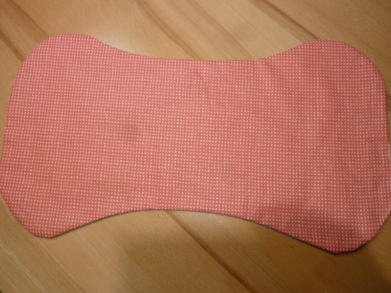 Kleinesbild - Schultertuch/ Spucktuch aus Baumwollstoffen genäht kaufen ~ für Mama ~ ~als Kopfunterlage