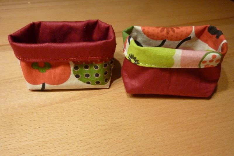 Kleinesbild - Mini ~ Utensilo/Set ~ Geschenk oder Geschenkverpackung (Kleinigkeiten) ~ genäht aus Baumwollstoffen kaufen