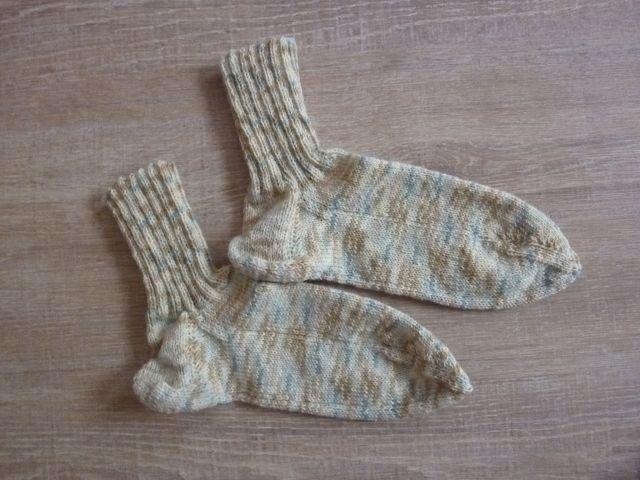 - Socken, handgestrickt aus Schurwolle in cremeweiß kaufen~ Strümpfe ~ Kuschelsocken ~ *~ warme Füße ~  - Socken, handgestrickt aus Schurwolle in cremeweiß kaufen~ Strümpfe ~ Kuschelsocken ~ *~ warme Füße ~