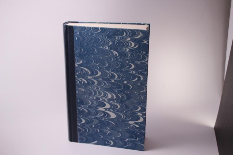 Kleinesbild - Sagen des klassischem Altertums, handeingebundenes antiquarisches Buch im Halbleder-Einband