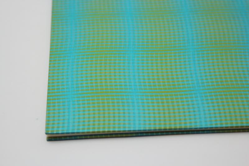 Kleinesbild - handgebundenes Leporello mit cremefarbenen Fotokarton und Transparentpapier-Cover