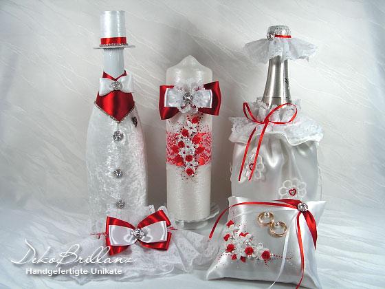- Angebot NEU Luxus Vintage Hochzeitsset ´Zärtlichkeit´ Rot, Hochzeitskerze Ringkissen Hochzeitsflaschen Brautband Kerzenständer - Angebot NEU Luxus Vintage Hochzeitsset ´Zärtlichkeit´ Rot, Hochzeitskerze Ringkissen Hochzeitsflaschen Brautband Kerzenständer