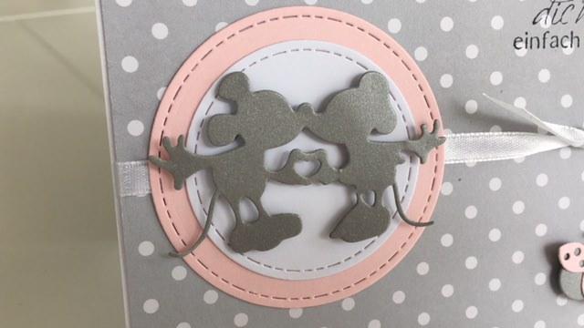 Anlässe Geburtstagskarte Disney Micky Maus