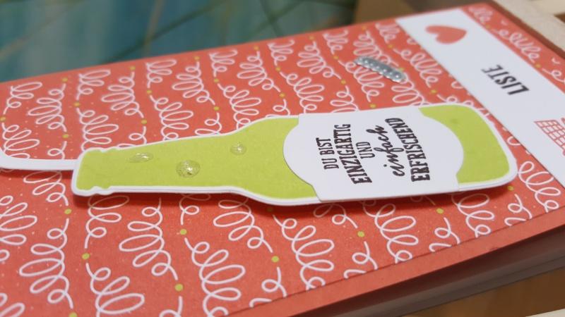 Kleinesbild - Schreibblock - Notizblock Einkaufsliste mit Kompliment
