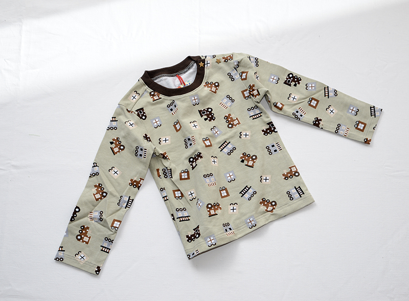 - Eisenbahn Langarm Shirt - Eisenbahn Langarm Shirt