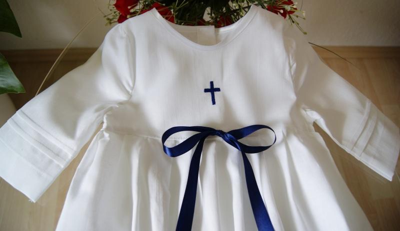 Kleinesbild - Taufkleid Baby. -Taufkleider - Taufbekleidung -Taufe Junge und Mädchen -Baumwolle
