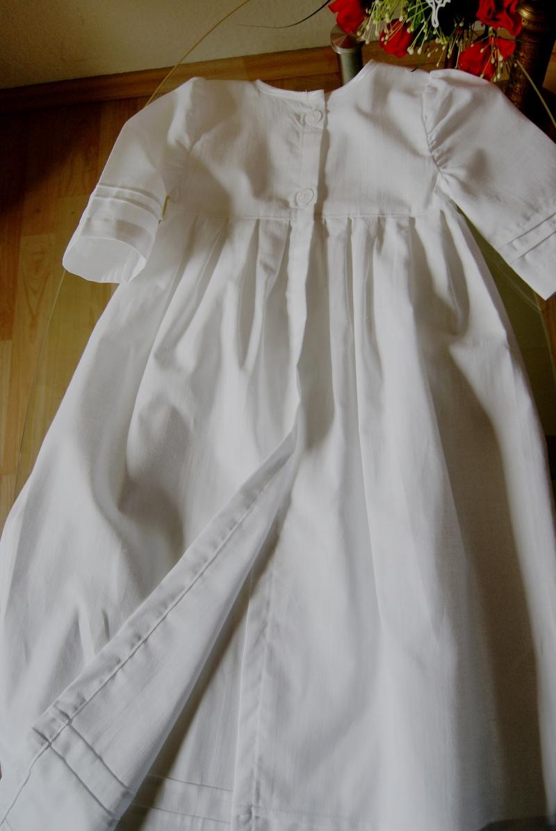 Kleinesbild - Taufkleid Baby ,Taufkleider  ,Taufe Junge / Mädchen Baumwolle