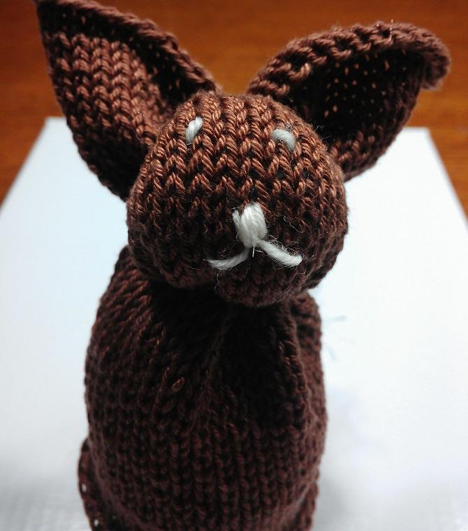 -  Hase als Eierwärmer handgestrickt jetzt entdecken -  Hase als Eierwärmer handgestrickt jetzt entdecken