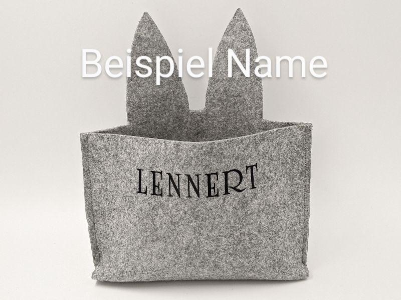 Kleinesbild -  ♥ Osternest ♥ Osterkorb, Filznest, Osterhasennest, Osterhase, Nest, Ostern (Kopie id: 100269902) (Kopie id: 100272082)