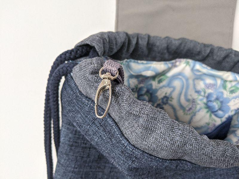 Kleinesbild -  ♥ Rucksack groß ♥ Maße 44 cm x 34 cm, Shopper, Turnbeutel, Tasche, Rucksackliebe (Kopie id: 100272217) (Kopie id: 100272223)