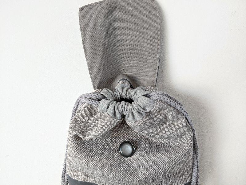Kleinesbild -  ♥ Rucksack klein ♥ Maße 35 cm x 27 cm, Shopper, Turnbeutel, Tasche, Rucksackliebe (Kopie id: 100272224)