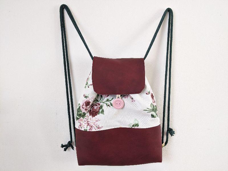 Kleinesbild -  ♥ Rucksack groß ♥ Maße 44 cm x 34 cm, Shopper, Turnbeutel, Tasche, Rucksackliebe (Kopie id: 100272217) (Kopie id: 100273341)