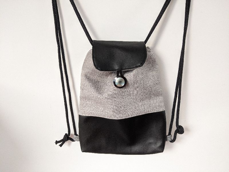 Kleinesbild -  ♥ Rucksack klein ♥ Maße 35 cm x 27 cm, Shopper, Turnbeutel, Tasche, Rucksackliebe (Kopie id: 100272224) (Kopie id: 100275565)