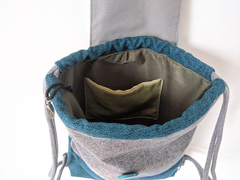 Kleinesbild -  ♥ Rucksack groß ♥ Maße 44 cm x 34 cm, Shopper, Turnbeutel, Tasche, Rucksackliebe (Kopie id: 100272217) (Kopie id: 100273341) (Kopie id: 100275511) (Kopie id: 100275568)