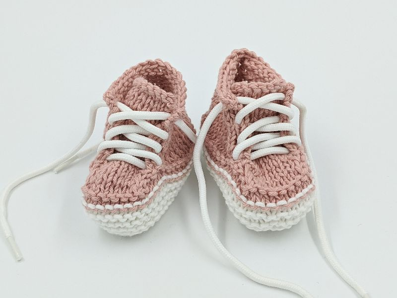 -   ♥ Babystrickschuhe ♥ Taufgeschenk, Geburtsgeschenk, Babygeschenk, Strickschühchen -   ♥ Babystrickschuhe ♥ Taufgeschenk, Geburtsgeschenk, Babygeschenk, Strickschühchen