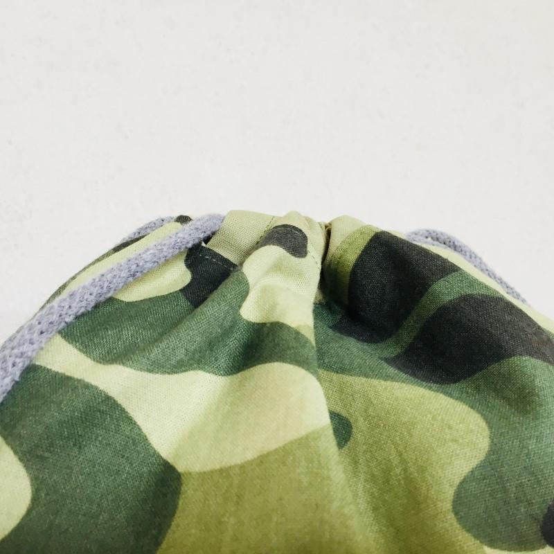 Kleinesbild - Turnbeutel im Camouflage Look - für die nächste Party