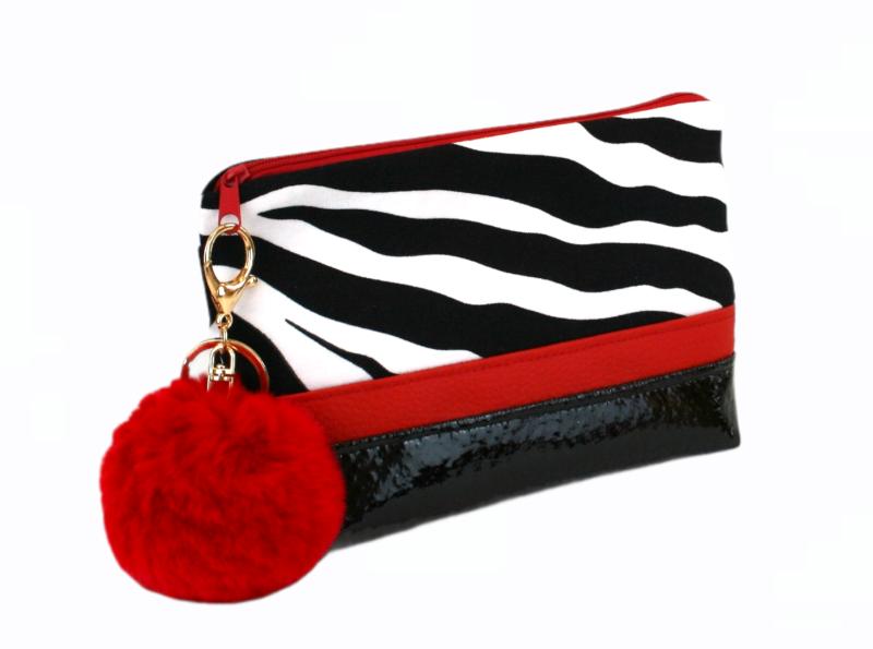 - Kosmetiktasche ♥ Emily ♥ Schminktäschchen Bag Minibag  - Kosmetiktasche ♥ Emily ♥ Schminktäschchen Bag Minibag