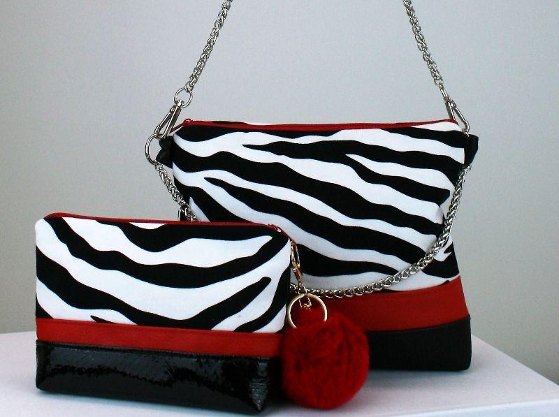 Kleinesbild - Kosmetiktasche ♥ Emily ♥ Schminktäschchen Bag Minibag