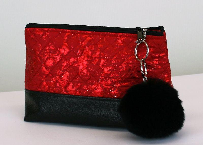 Kleinesbild - Kosmetiktasche ♥ Capitel Mini ♥ Schminktäschchen Bag Minibag