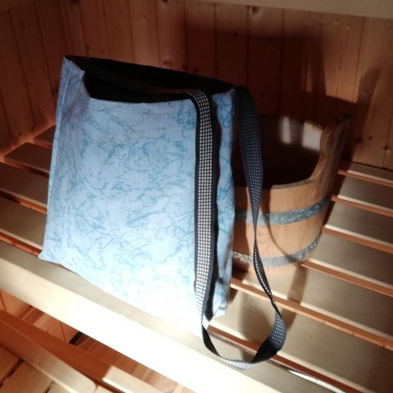 Kleinesbild - Pooltasche Saunatasche Strandtasche Sporttasche Tasche Pool (Kopie id: 100210711)