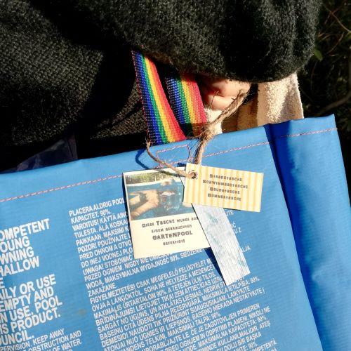 Kleinesbild - Pooltasche Saunatasche Strandtasche Sporttasche Tasche Pool (Kopie id: 100210711) (Kopie id: 100211205)