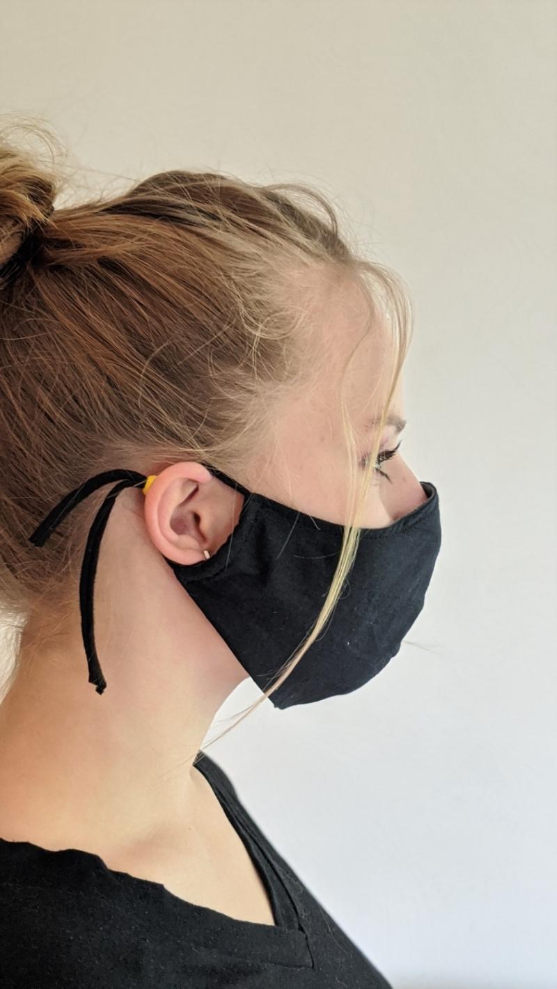 Kleinesbild - Maske Masken Mund- und Nasenmaske Mundschutz Mundschutzmaske Behelfsmaske Communitymaske Mund- und Nasenabdeckung (Kopie id: 100238698) (Kopie id: 100238699)