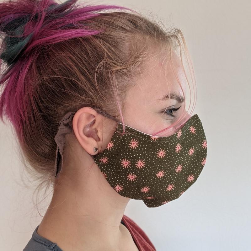 Kleinesbild - Maske Masken Mund- und Nasenmaske Mundschutz Mundschutzmaske Behelfsmaske Communitymaske Mund- und Nasenabdeckung (Kopie id: 100240006) (Kopie id: 100250375) (Kopie id: 100250380)