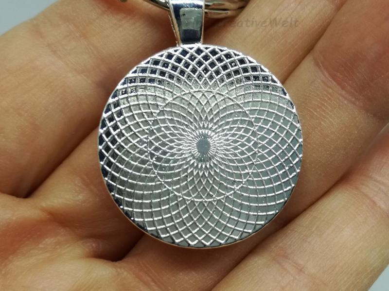 Kleinesbild - Personalisierter Schlüsselanhänger, Libelle, Geschenk für Frauen