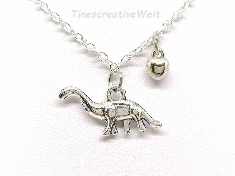 - Kette, Dinosaurier, Brachiosaurus, Gliederkette, Geschenk für Jungen, Geschenk für Männer - Kette, Dinosaurier, Brachiosaurus, Gliederkette, Geschenk für Jungen, Geschenk für Männer