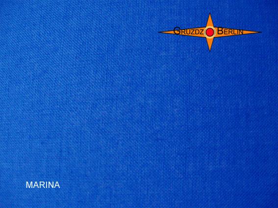 Kleinesbild - Blaue Hängelampe MARINA Ø45 cm mit Diffusor