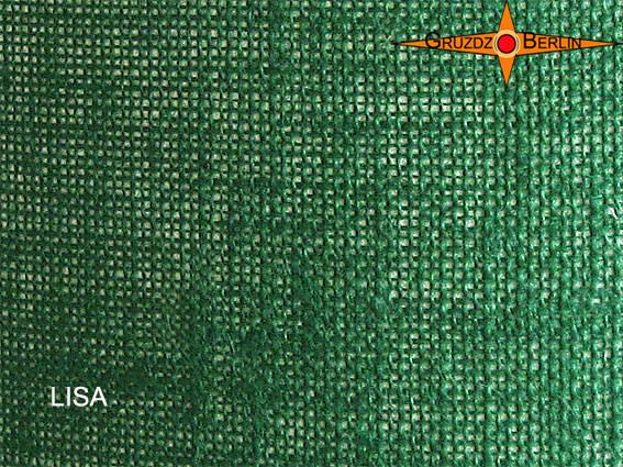 Kleinesbild - Deckenlampe aus grüner Jute LISAØ 45 cm