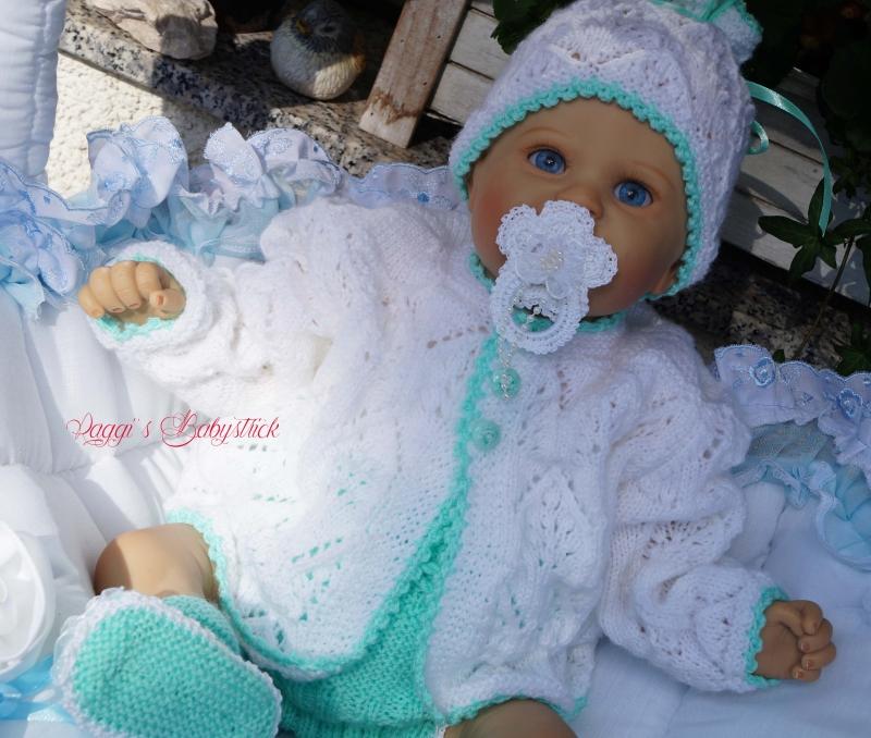- Strickanleitung für Baby