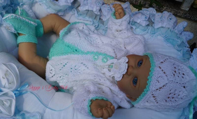 Kleinesbild - Strickanleitung für Baby